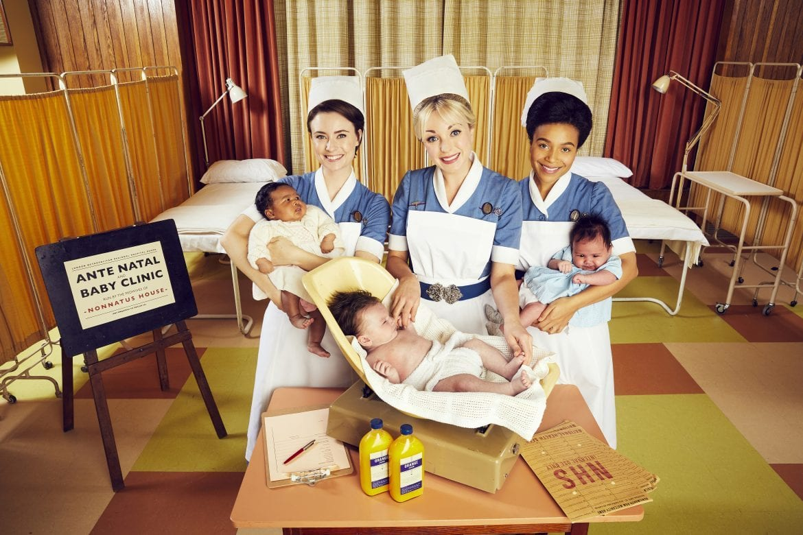 Call The Midwife: Series 8