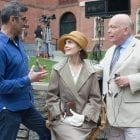 From 'Downton Abbey' To 'The Chaperone': A Conversation With Julian Fellowes And Elizabeth McGovern