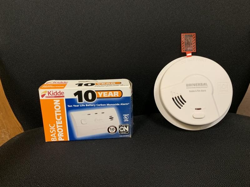 New York Law Requires New 10 Year Smoke Detectors