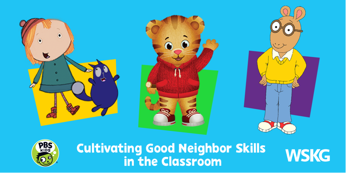 Social Emotional Live Learning Series With Pbs Kids Wskg