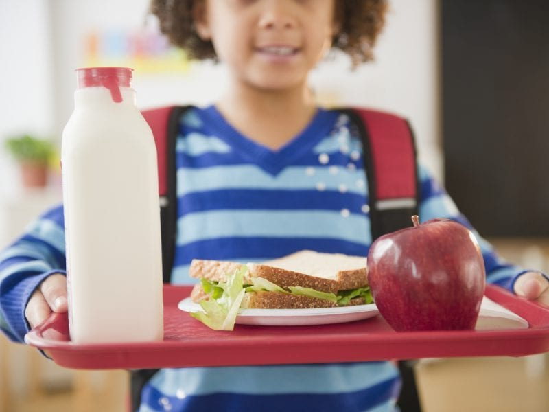A lawsuit filed by attorneys general from six states and the District of Columbia says the weakened federal nutrition standards for school meals are putting kids at greater risk of health problems linked to diet.