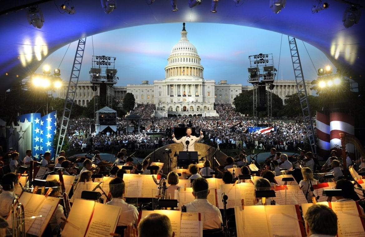 The National Memorial Day Concert 2019