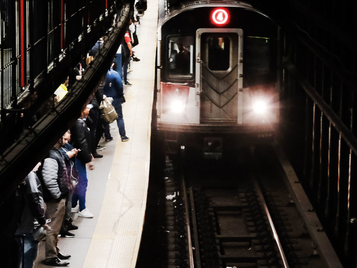 """Police officials in New York said Friday they arrested a suspect who may be the """"Subway Brake Bandit."""" The bandit disrupting trains by pulling emergency brakes without reason."""
