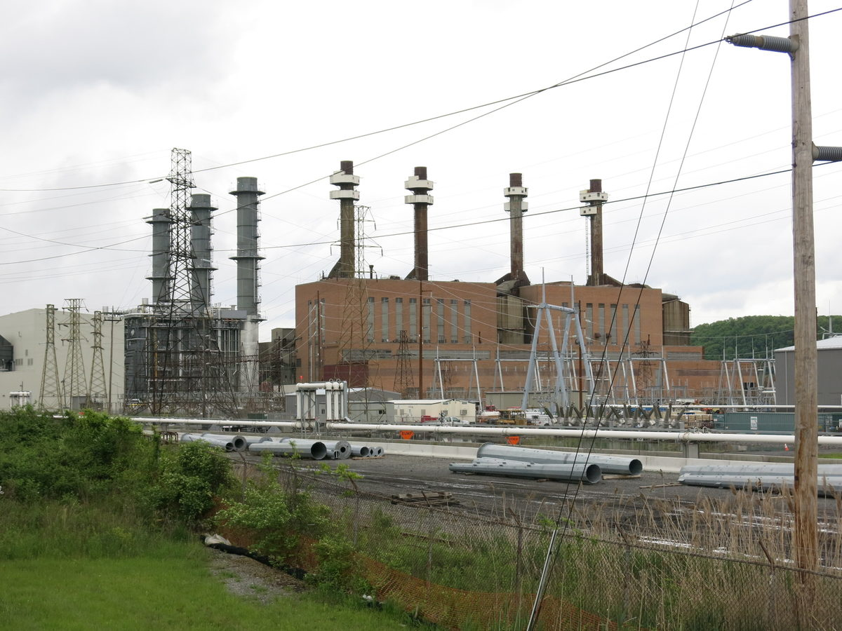 The coal plant in Shamokin Dam, Pennsylvania, is a local landmark that delivered electricity to this region for more than six decades. It closed in 2014 and the state hopes to lure new businesses to the site.