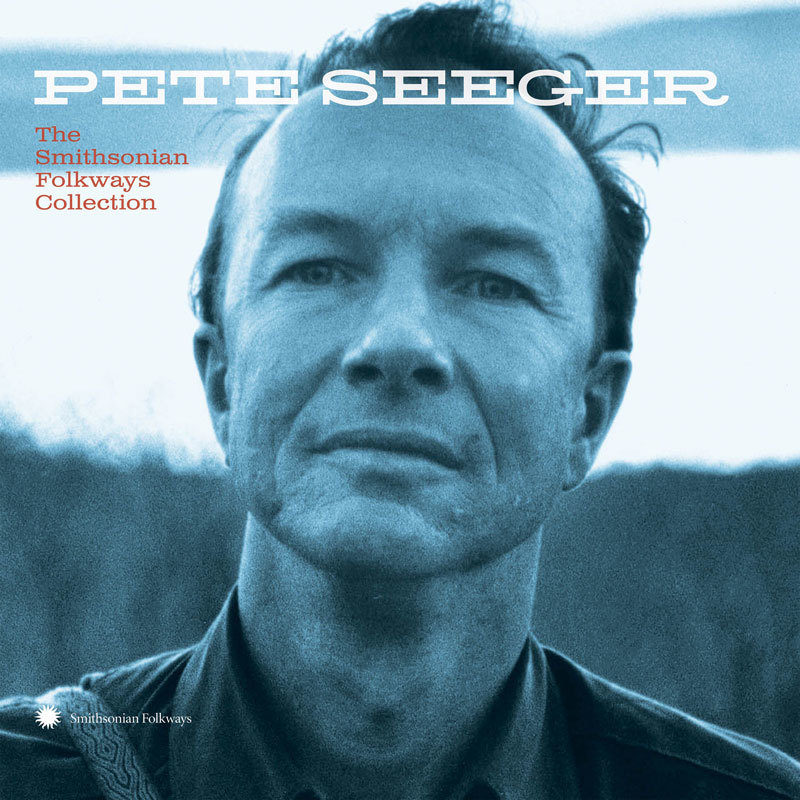 Pete Seeger: The Smithsonian Folkways Collection is due out May 3, 2019 on the singer's 100th birthday.