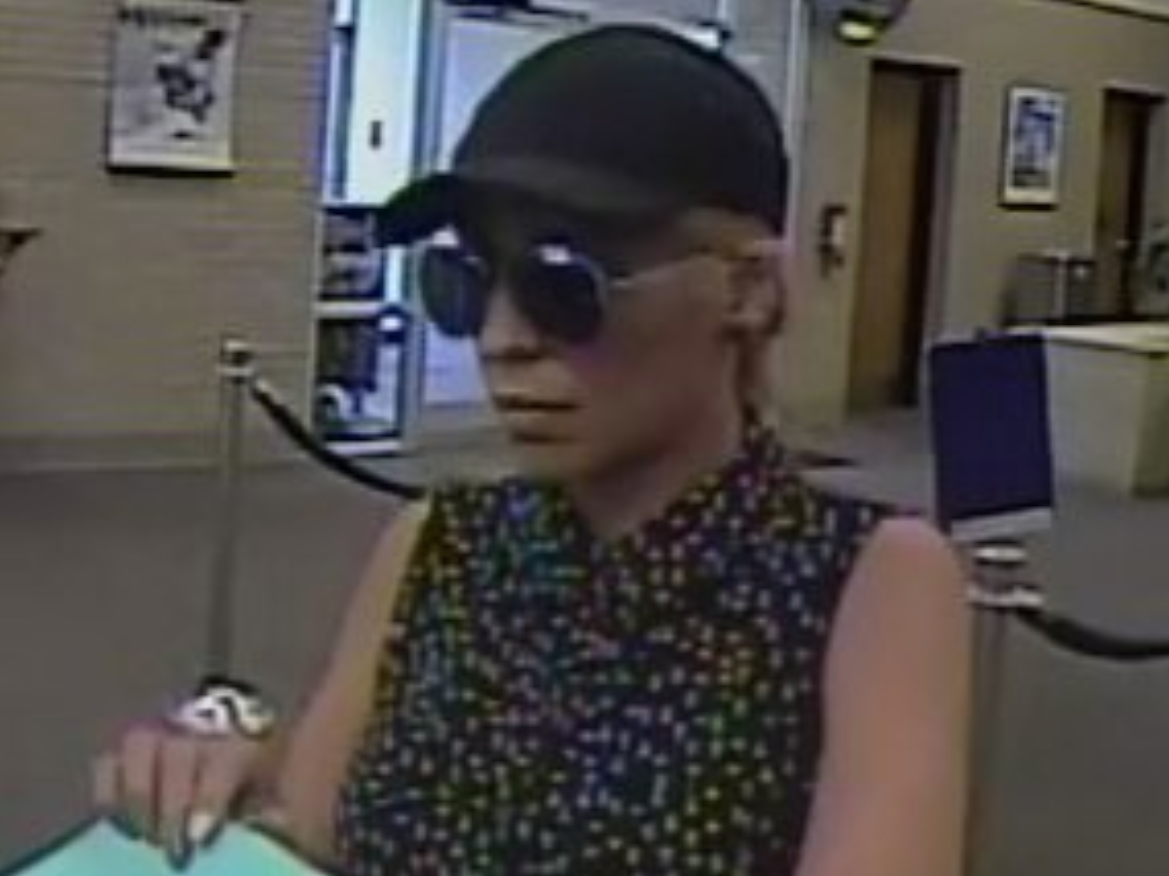A suspect was arrested in connection with at least four bank robberies in three East Coast states, according to the FBI.