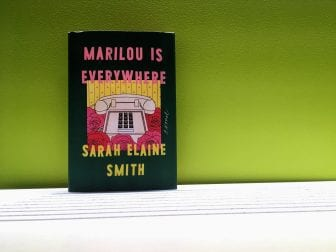 cover to Marilou Is Everywhere by Sarah Elaine Smith