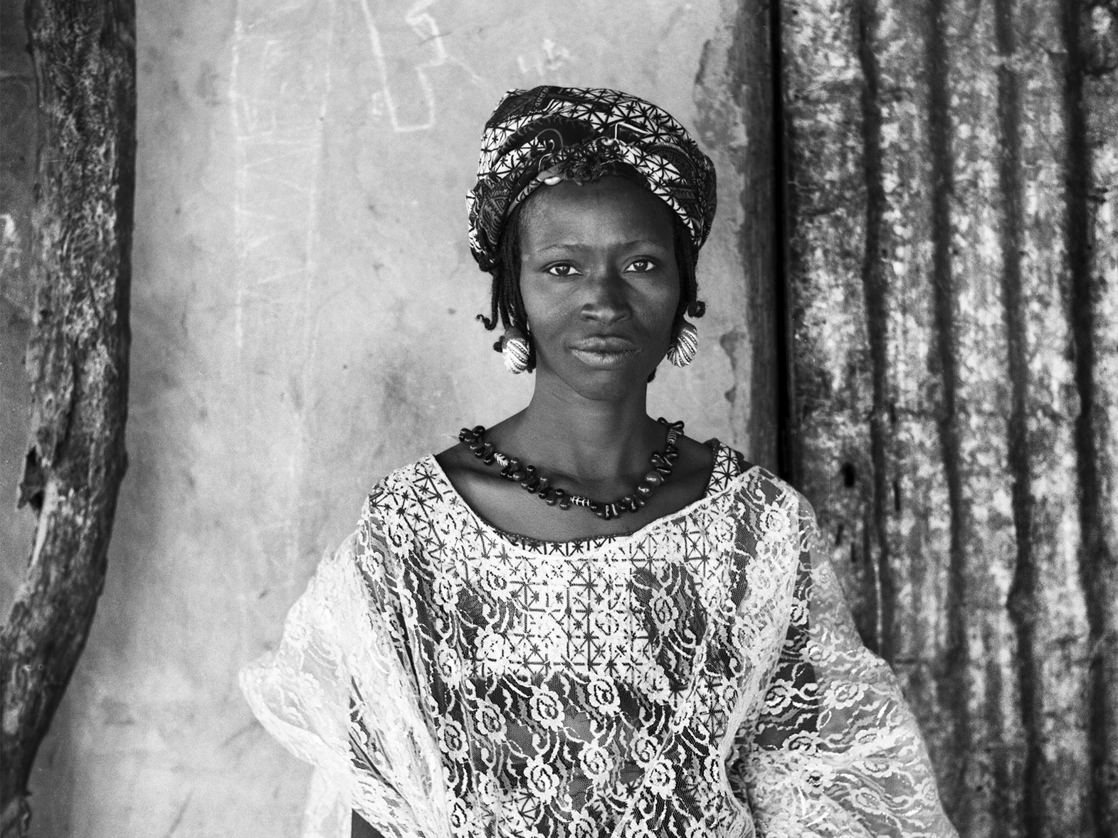 Senagalese photographer Oumar Ly (1943-2016) left a legacy of more than 5,000 photographs of everyday life, many taken in his portrait studio in his rural home town of Podor.
