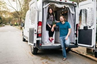 Is There A New American Dream? One Former Journalist Moved Into a Van To Find Out