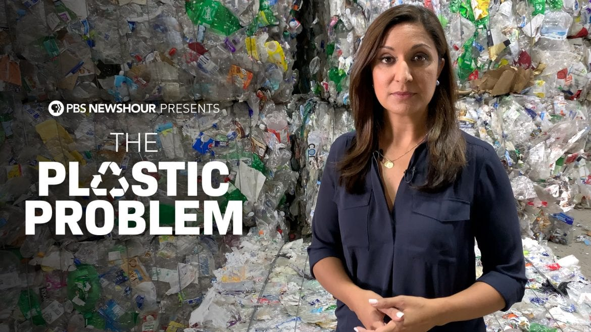 The Plastic Problem: PBS Newshour Presents