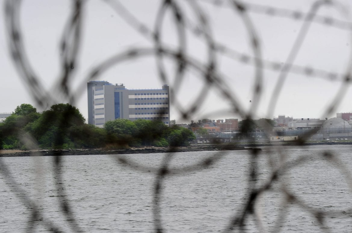 Inmate Freed As Coronavirus Spreads At New York's Rikers Island