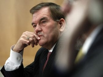 Former Pennsylvania Gov. and Homeland Security Secretary Tom Ridge lamented President Trump's denigration of voting by mail because Ridge says it may wind up hurting Republicans.