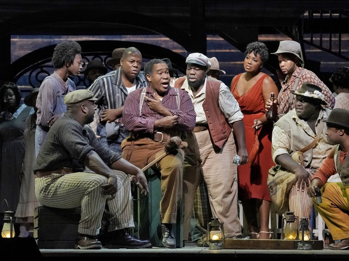 Great Performances at the Met: Porgy and Bess