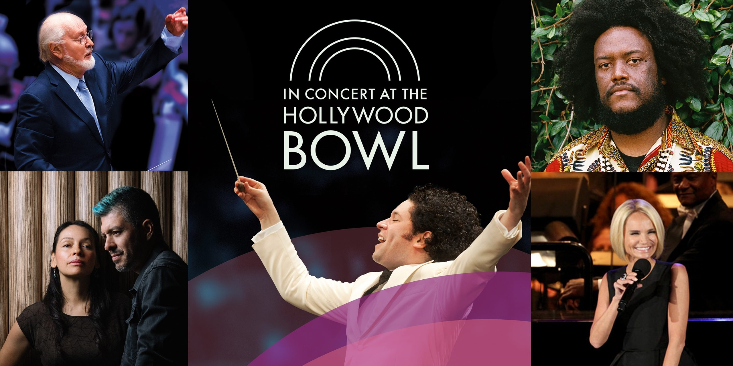 In Concert at the Hollywood Bowl Airing on WSKG-TV
