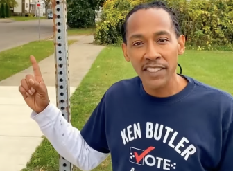 Butler Continues Binghamton Mayoral Write-In Campaign With Green Party Support