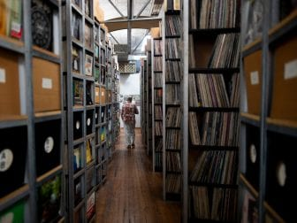 The Archive of Contemporary Music in New York, which houses more than three million recordings dating back to the 1920s, is leaving its longtime Manhattan home due to rising rents.